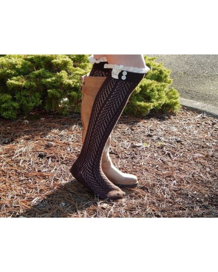 215666_90996-womens-lace-chevron-boot-sock-chocolate-brown_large