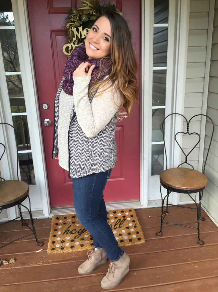 Christmas Eve + Christmas Day Outfit Ideas! – Brittni Everyday
